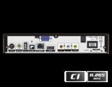 Edision Piccollo S2+T2/C Combo HD ontvanger_