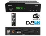 Edision PICCO S2 DVB-S2 + Wifi Satellietontvanger _