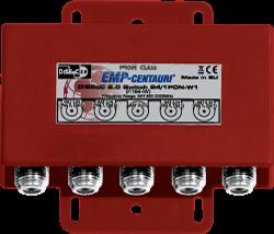 EMP-Centauri S4/1PCN-W1 DiSEqC switch