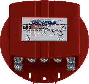 EMP-Centauri S4/2PCP-W2 DiSEqC switch