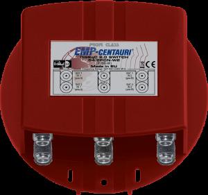 EMP-Centauri S4/2PCN-W2 DiSEqC switch