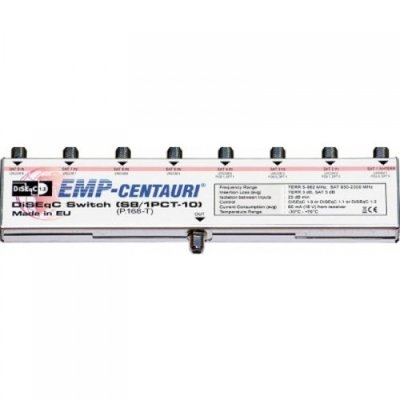 EMP-Centauri S8/1PCT-10 plug-in DiSEqC module