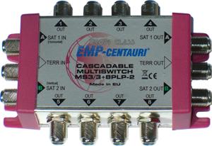 EMP-Centauri MS3/3+8PLP-2 cascade multiswitch