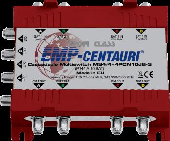 EMP-Centauri MS4/4+4PLN10dB-3 cascade multiswitch