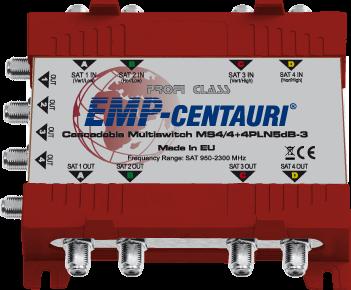 EMP-Centauri MS4/4+4PLN5dB-3 cascade multiswitch