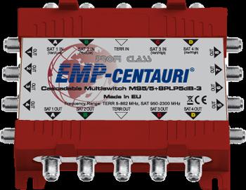 EMP-Centauri MS5/5+8PLP5dB-3 cascade multiswitch