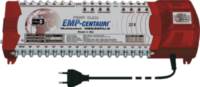 EMP-Centauri MS9/26PIU-6 DiSEqC multiswitch