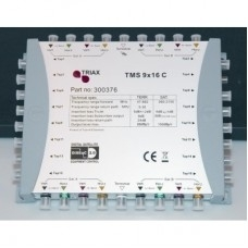 Triax TMS 9x16c cascade multiswitch
