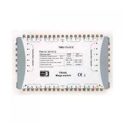 Triax TMS 17x12c cascade multiswitch