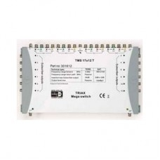 Triax TMS 17x12T terminated multiswitch