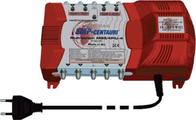 EMP-Centauri MS5/4PIU-4 multiswitch