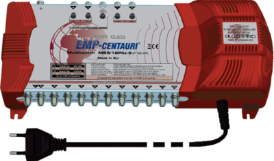 EMP-Centauri MS5/12PIU-5 multiswitch