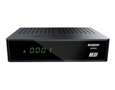 Edision Proton Led DVB-S2 Ontvanger