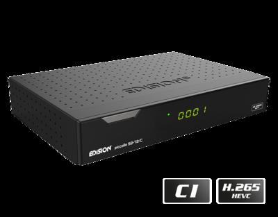 Edision Piccollo S2+T2/C Combo HD ontvanger