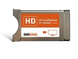 TV Vlaanderen M7 CAM-701 CI+ module incl. ingebouwde smartcard