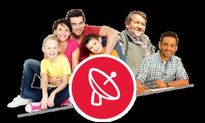 DigiTurk Uydu Aile Paketi (Vooruitbetaling)
