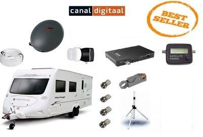 Canal Digitaal Set Zelf samenstellen