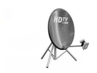 Canal Digitaal HD Recreatieschotelset