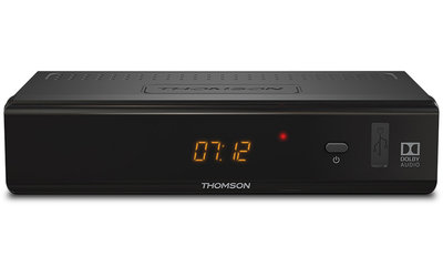 Thomson THT712 DVB-T2 H265 HD Digitenne Ontvanger