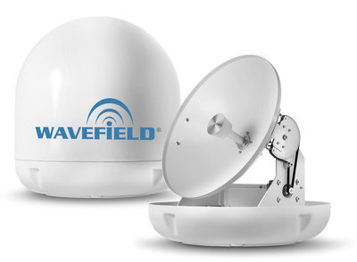 Wavefield WM-Q45 Marine Dome