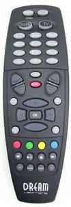 Dreambox afstandsbediening (DM 7020, DM 7025+ ,DM 600 en DM800 HD)