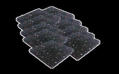Blueqon RR9 Rubberdaklegger Set (9 tegels)