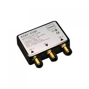 Venton DIWO-218E DiSEqC switch - Exclusive Line
