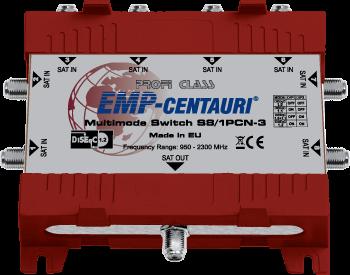 EMP-Centauri S8/1PCN-3 DiSEqC switch