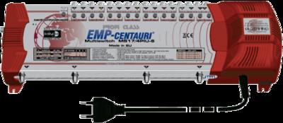 EMP-Centauri MS17/4PIU-6 DiSEqC multiswitch