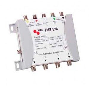 Triax TMS 5x4 multiswitch