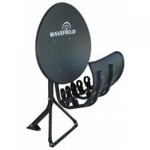 Wavefield T55 schotel antenne